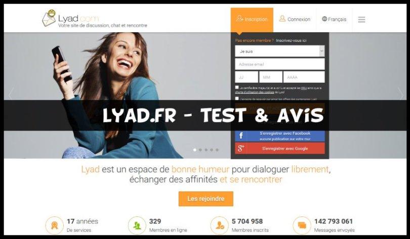 Lyad - Test & Avis