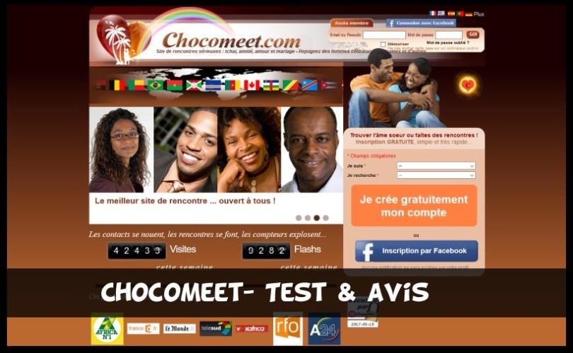 ChocoMeet - Test & Avis