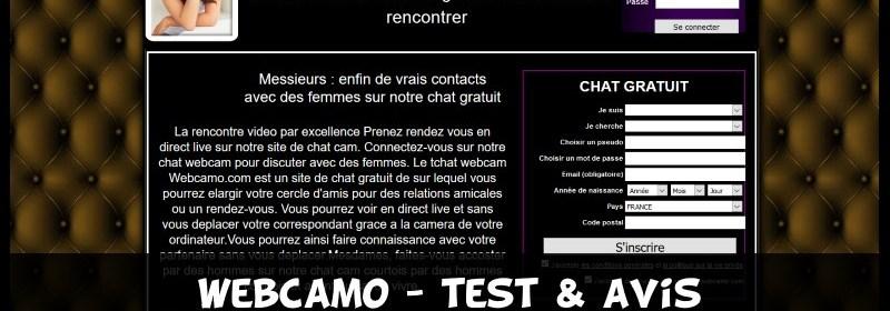 WebCamo - Test & Avis