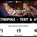 Meetropole - Test & Avis