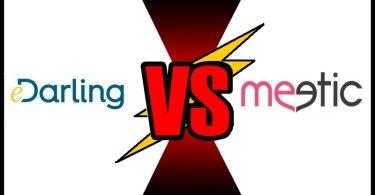 Edarling VS Meetic