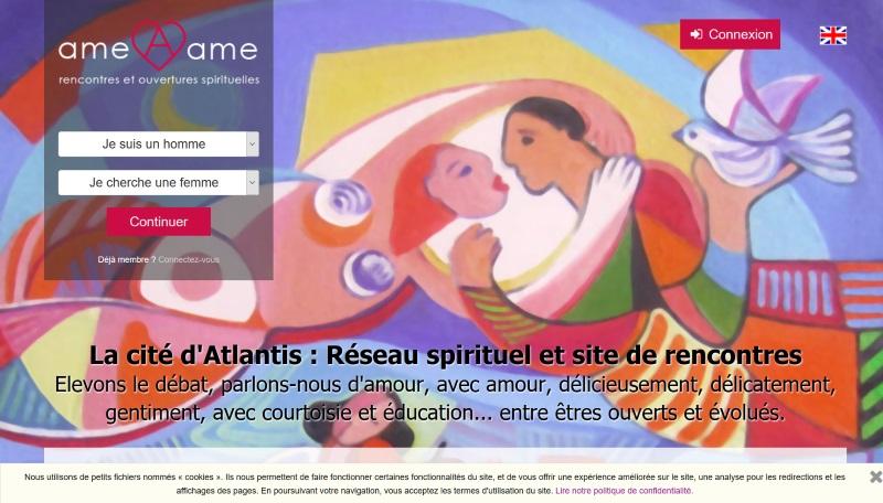 site de rencontre spiritualité)