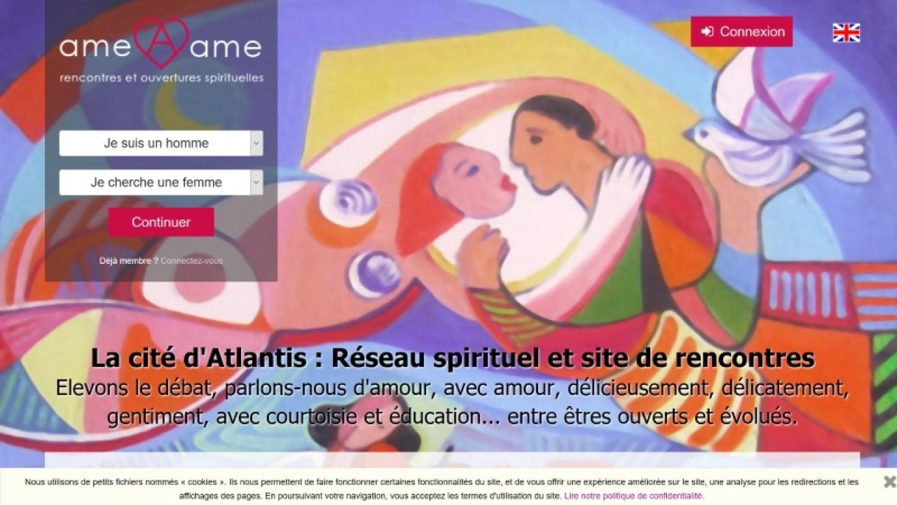 site rencontre pour personnes spirituelles)