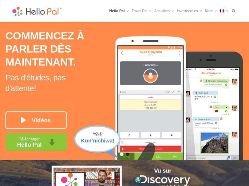 Travel Pal et Hello Pal - Test & Avis