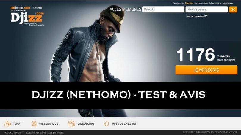Djizz Nethomo - Test & Avis