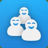 Friends Talk App - LOGO