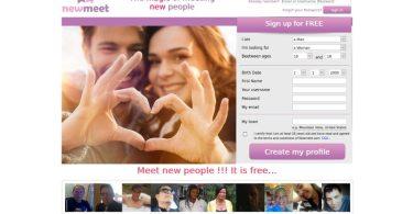 Newmeet app - Test & Avis