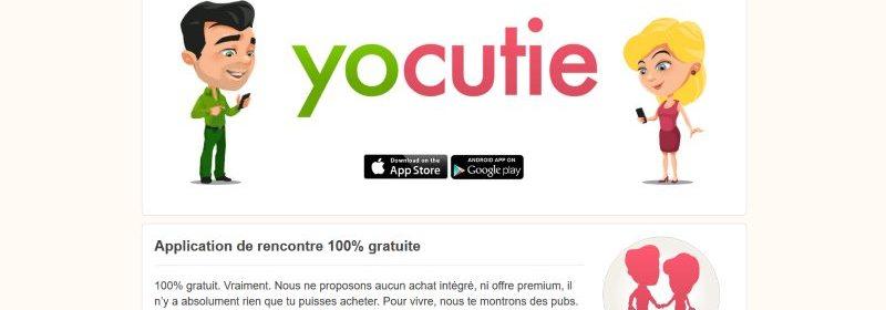 YoCutie App - Test & Avis