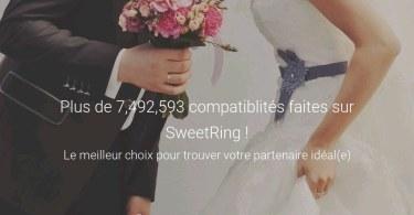 SweetRing App - Test & Avis