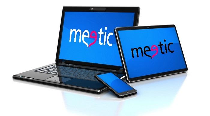 application meetic