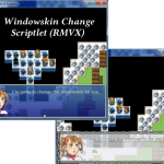 Windowskin Changer Scriptlet (RMVX)