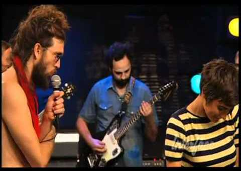 Edward Sharpe and The Magnetic Zeros – Home (Live on The Interface)