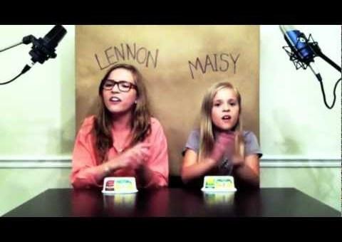 Lennon & Maisy Stella – Call Your Girlfriend (Robyn/Erato cover)