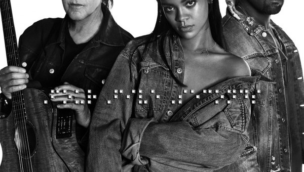 Rihanna & Kanye West & Paul McCartney – Four Five Seconds