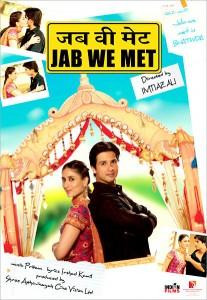 Jab We Met Hindi Movie Poster