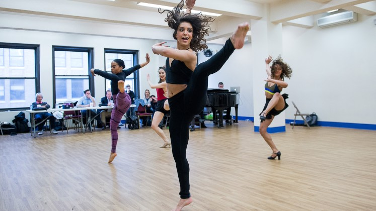 West Side Story Auditions 2016