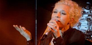 Ina Müller als Sängerin