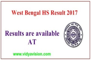 WBCHSE Class 11 Results 2017