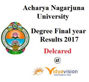 ANU Degree Results 2017
