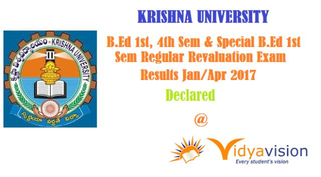 KRU B.Ed Results