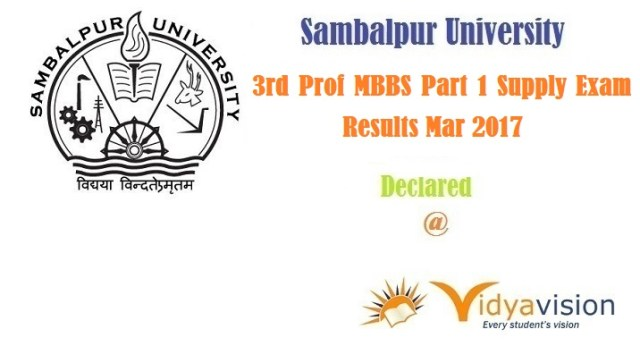SPU MBBS Results