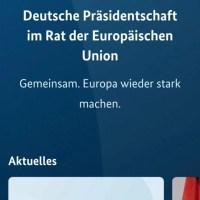 "Europa ""Diplomatie im Dialog - Digital #DiploTalk"" auf YouTube"