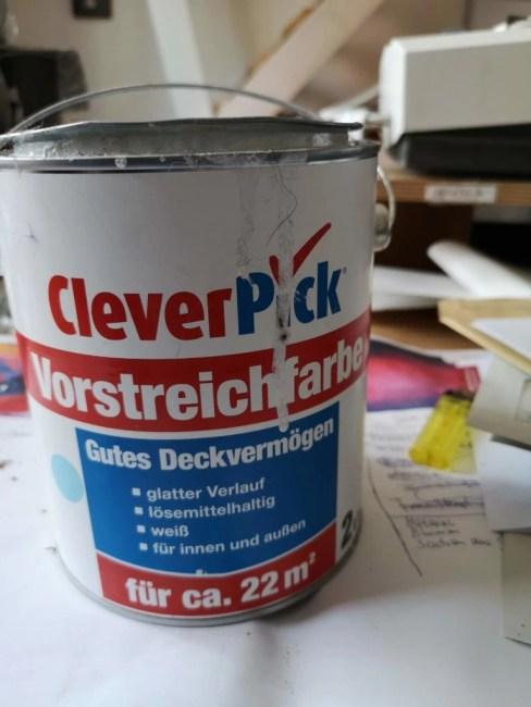 CleverPick Vorstreichfarbe