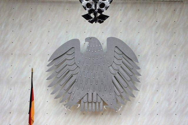 Deutscher Bundestag Adler