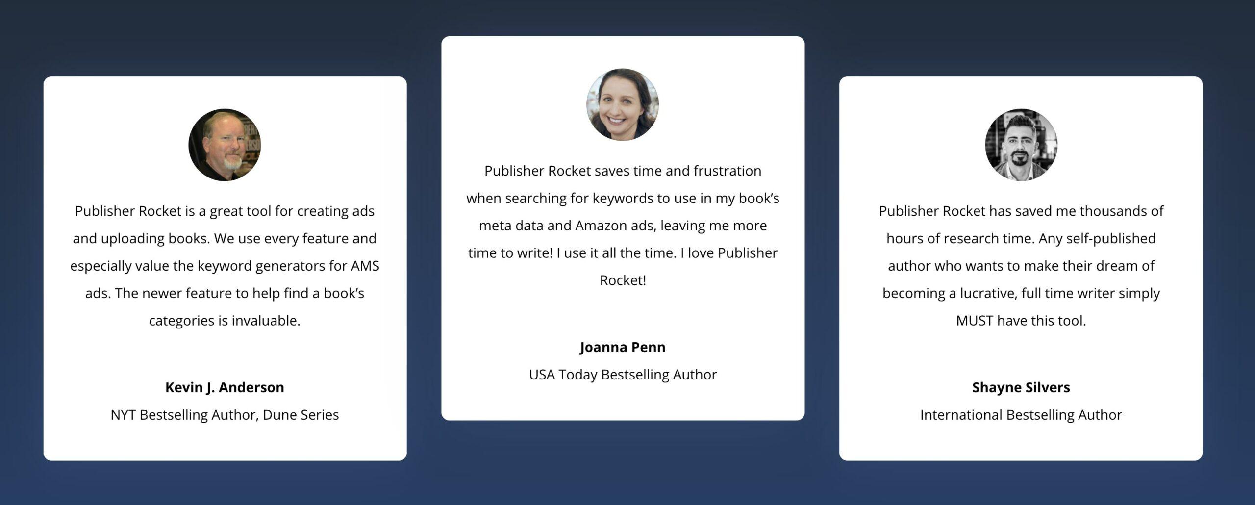 publisher rocket testimonials