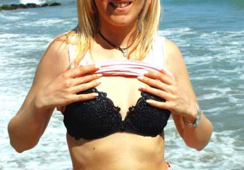 WeekEnd à Nice, petite exhibition sur la plage :)