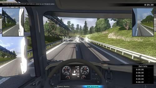 لعبة شاحنات نقل البضائع 2012 مجانا