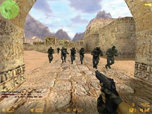 Counter Strike War