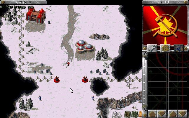تحميل لعبة red alert 5 للكمبيوتر