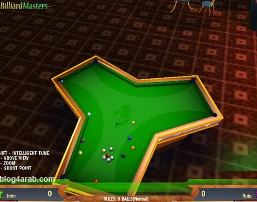 download Billiard Masters game free