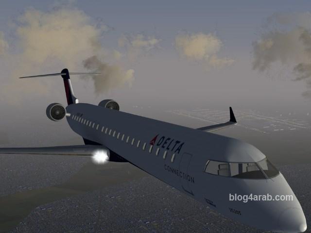 تحميل العاب طائرات - تنزيل لعبة محاكاة الطيران FlightGear