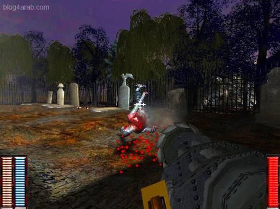 تحميل العاب مجانا 2017 للكمبيوتر والموبايل Cemetery Warrior