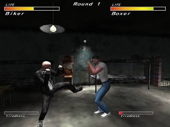 تحميل لعبة قتال الشوارع Underground Fight Club للكمبيوتر