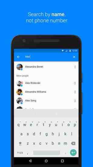 تحميل تطبيق ماسنجر فيس بوك Messenger للاندرويد والايفون والكمبيوتر
