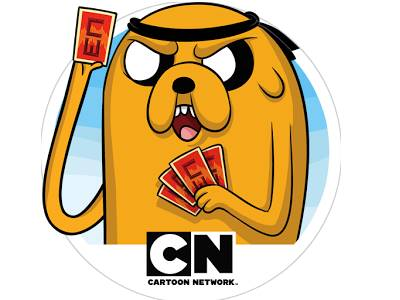 تحميل لعبة حرب فين وجيك للاندرويد Card Wars Adventure Time