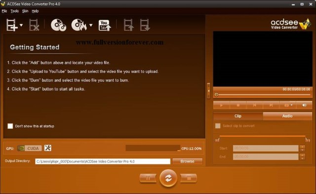 برنامج تحويل صيغ الفيديو الى dvd كامل
