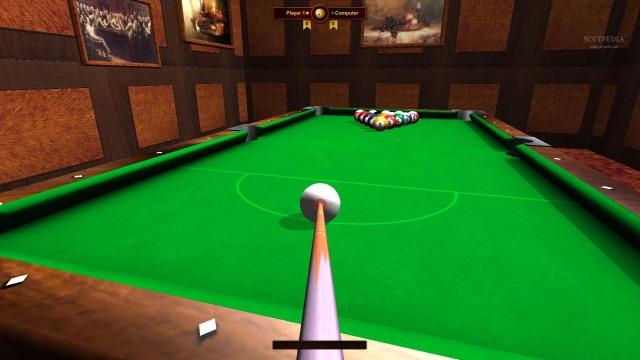 تنزيل لعبة بلياردو مجانا للكمبيوتر برابط مباشر Billiardino