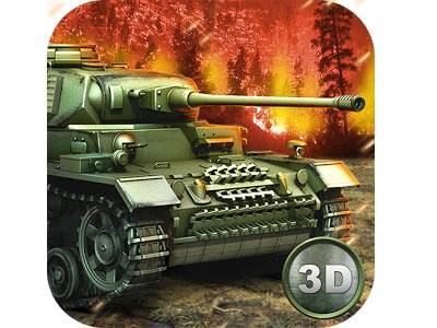 تحميل لعبة حرب الدبابات المدمرة مجانا بحجم صغير Tank Battle