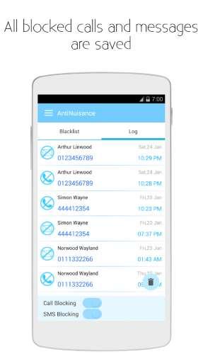تحميل برنامج حظر المكالمات سامسونج