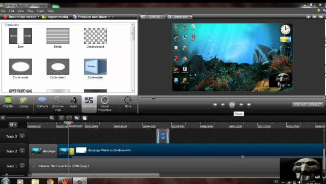 تصوير شاشة الكمبيوتر فيديو بدون برامج