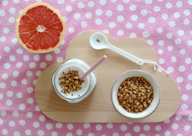 4more Chia-Pudding & Granola 1