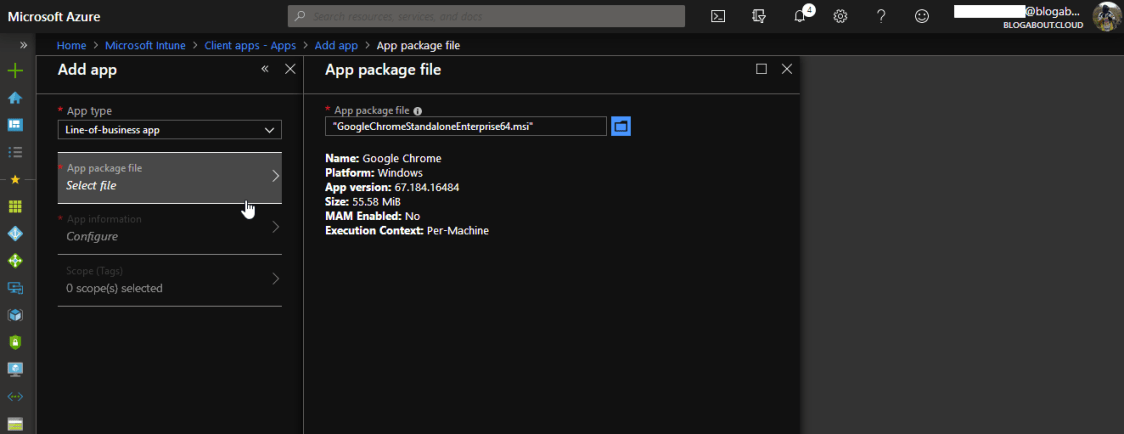 Installing and Managing Google Chrome with Microsoft Intune