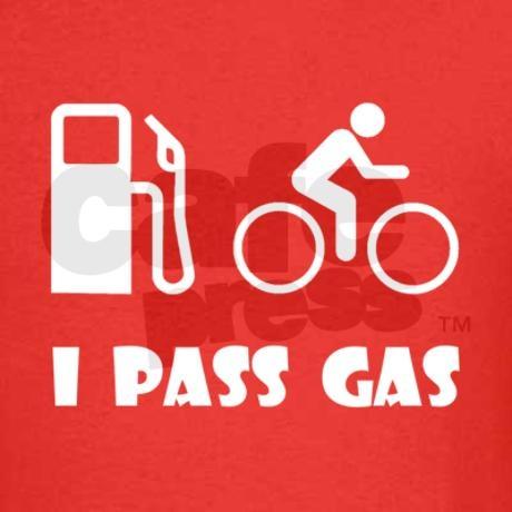 i pass gas bike
