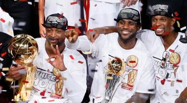 Champions!