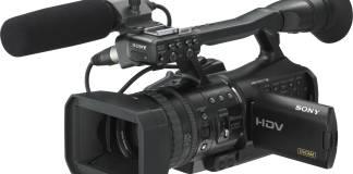 La nueva Sony HVR-V1U