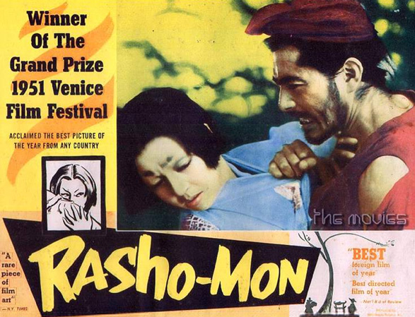 Rashomon de Akira Kurosawa, para descargar